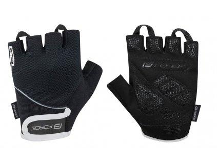 rukavice Force GEL, černé
