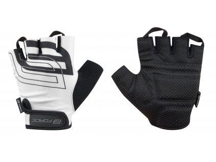 rukavice Force SPORT, bílé