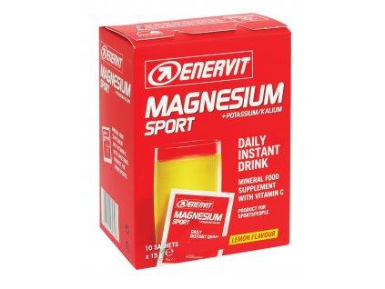 ENERVIT MAGNESIUM SPORT box 10x15g citron