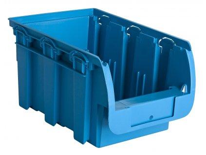 Krabička UNIOR plastová 3ks sada, 155x235x125mm