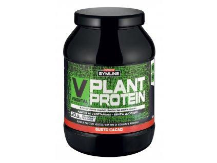 ENERVIT Vegetal Protein, dóza 900g, kakao