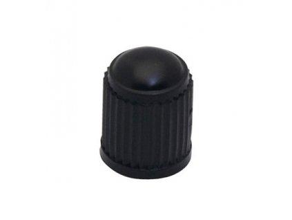 Čepička ventilku MOTO plastová černá