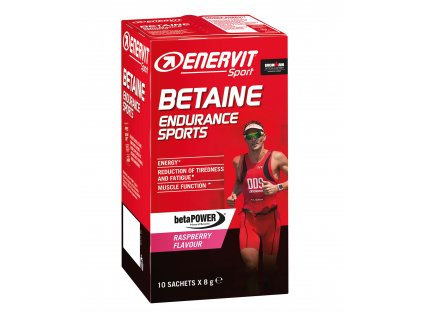 ENERVIT BETAINE Endurance Sports 10x 8g, malina
