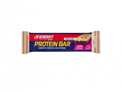 ENERVIT PROTEIN BAR 30% 45g čokoládová pěna