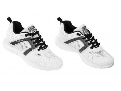 Tenisky Force TITAN, bílé 36