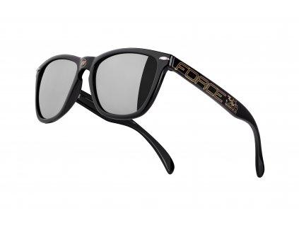 Brýle Force FREE 30 LET, černá laser skla