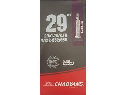 Duše Chaoyang 24x1,95/2,125 FV33 (50/54-507)