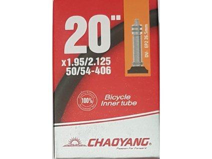 Duše Chaoyang 29x1,25/1,5 FV48 (32/40-622)