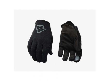 RACE FACE rukavice TRIGGER černá Velikost: M