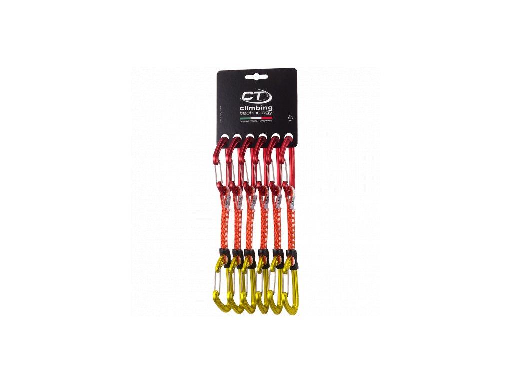 Climbing Technology Fly Weight Set DY 12 cm 5pack