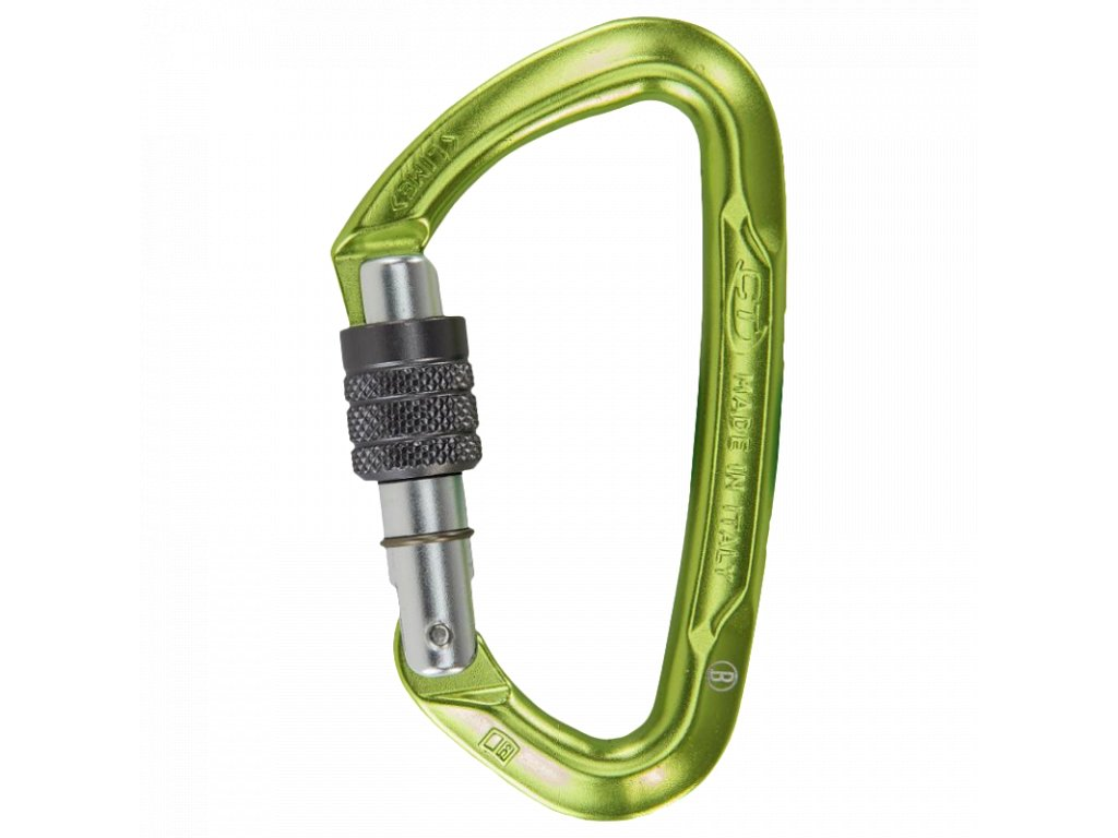 Climbing Technology Lime SG green