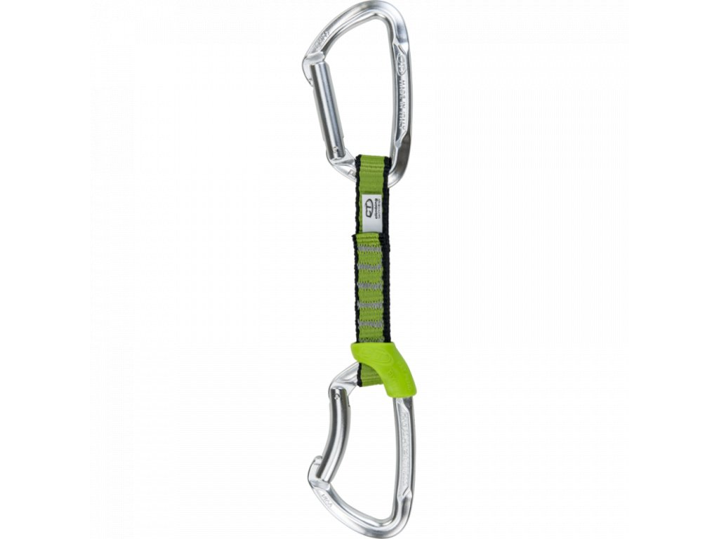 Climbing Technology Lime Set NY Silver 12 cm