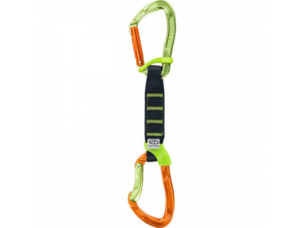 Climbing Technology Nimble Evo Set Pro Ny 12 cm green/orange