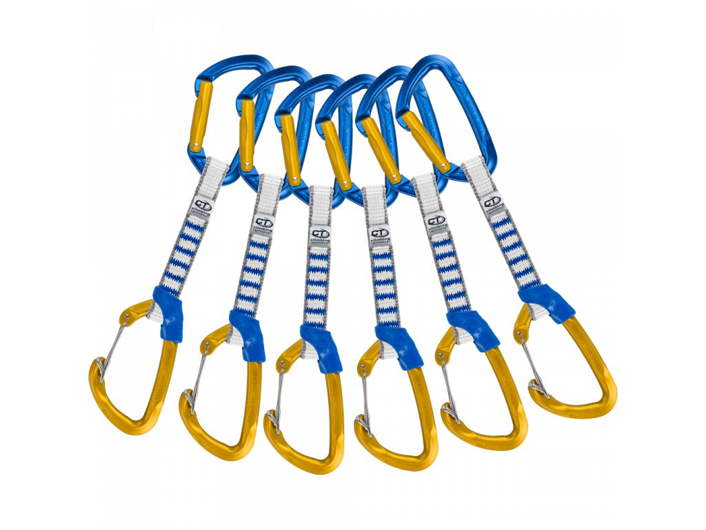Climbing Technology Berry Set Ny 12 cm 6ks