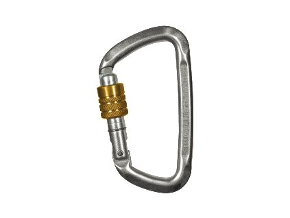 Climbing Technology D Shape Steel SG