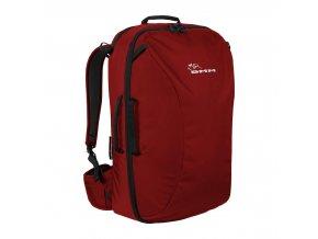c63 12090 flight sport climbing rope bag red