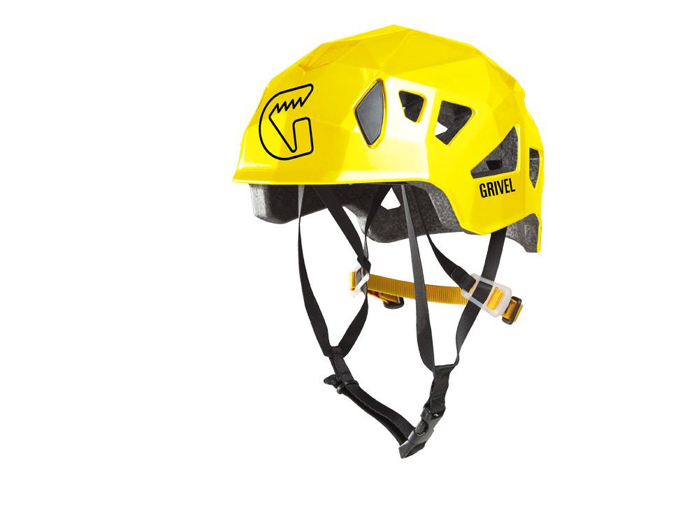 Grivel Stealth Barva: Žlutá