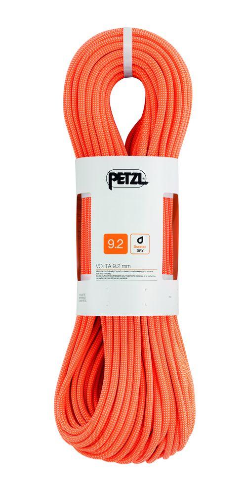 Petzl Volta 9.2 mm 60 m Barva: Oranžová