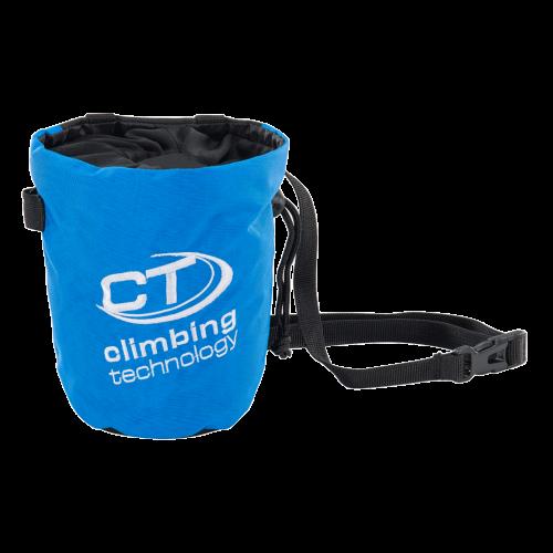 Climbing Technology Trapeze Chalk Bag Barva: Modrá