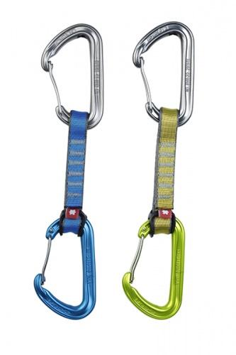 Ocún Hawk QD Wire PAD 16 Barva: Modrá