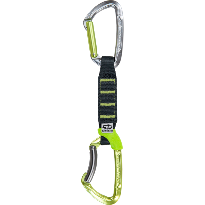 Climbing Technology Lime Set Pro NY Green Grey 12 cm 1a58ef95e2a