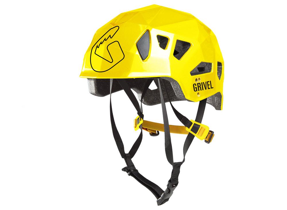Grivel Stealth HS Barva: Žlutá