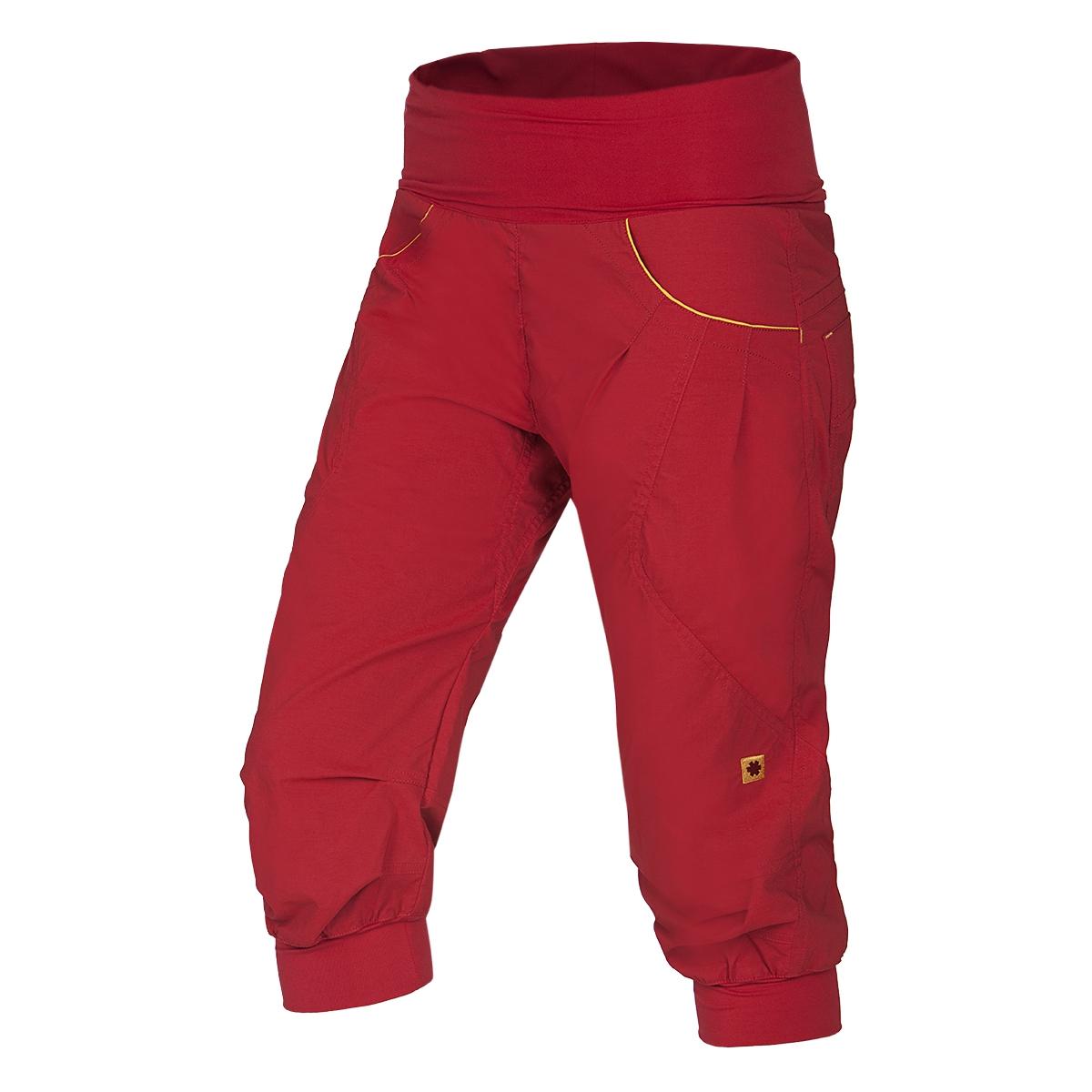 Ocún Noya Shorts Women Barva oblečení  Red Yellow 3f4ed9d623