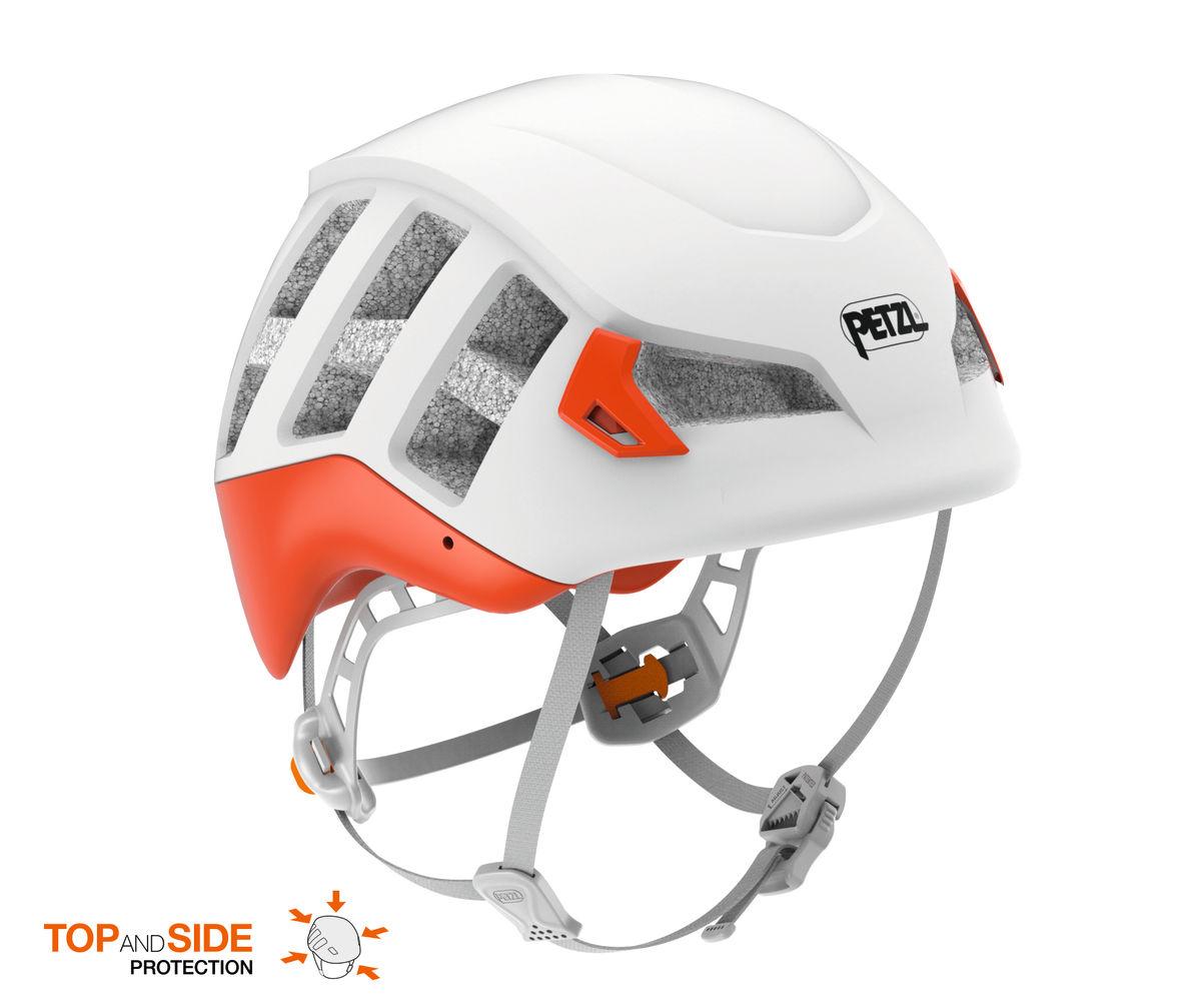 Petzl Meteor Barva  Oranžová b4ef82add40