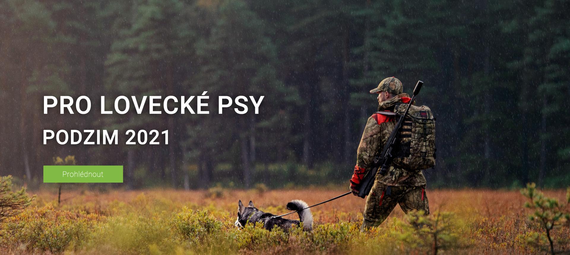 Pro lovecké psy P21