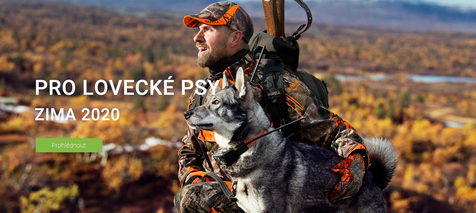 Pro lovecké psy Z20