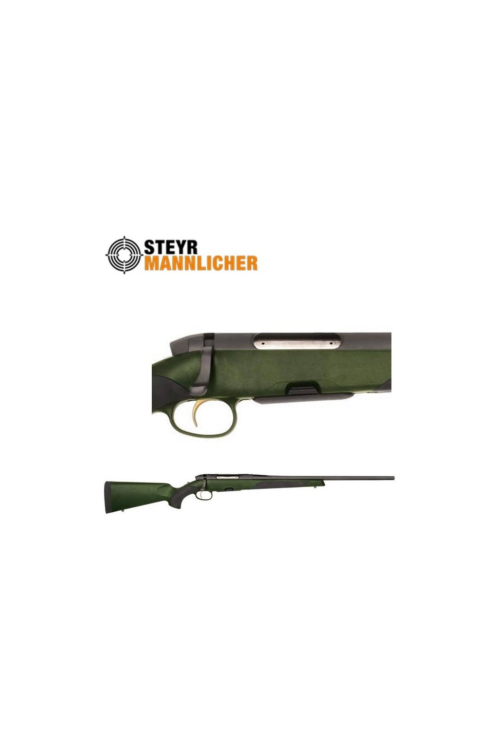 carabine steyr mannlicher sm12 sx