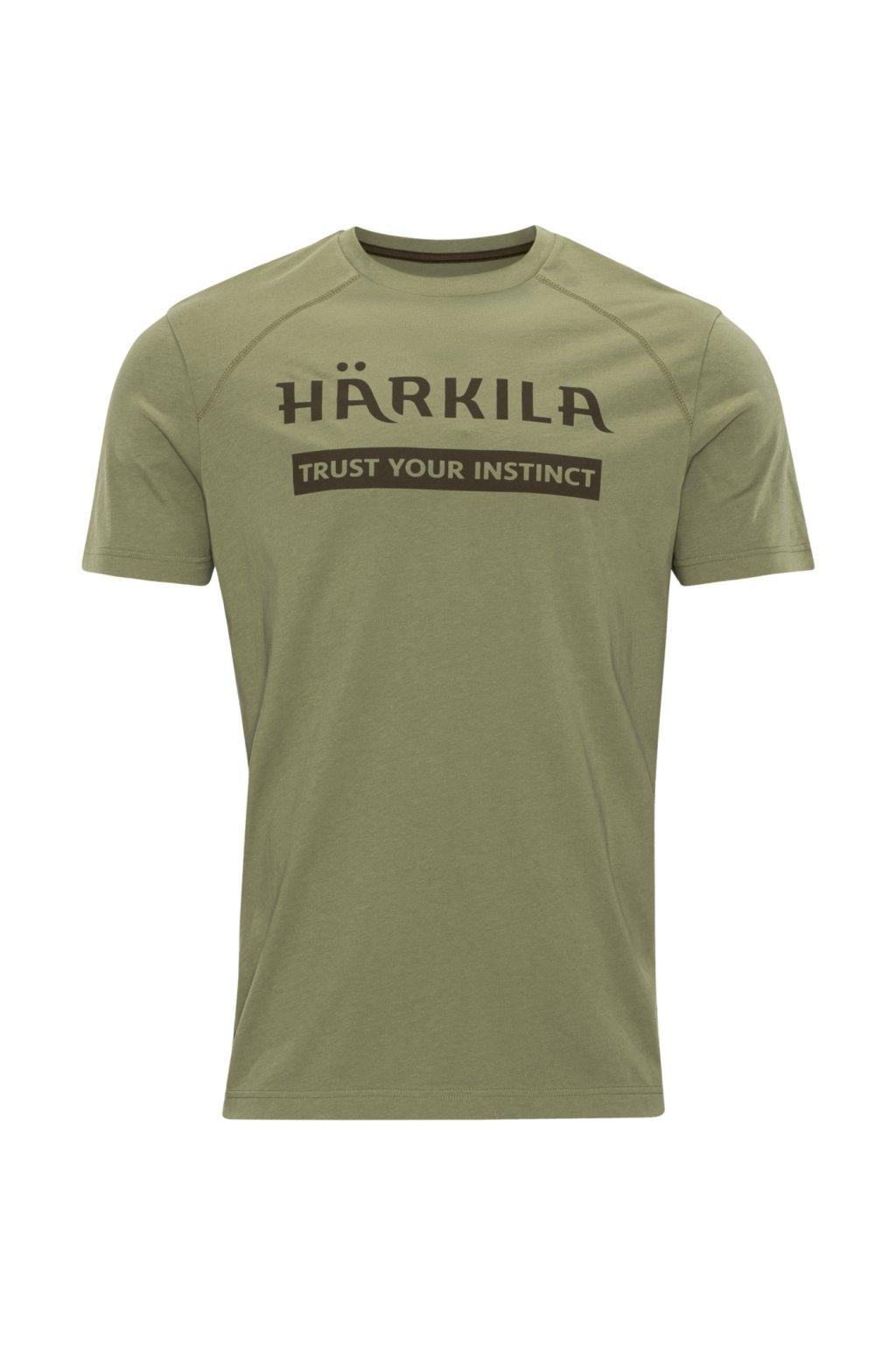 HÄRKILA - 2pack LOGO Limitovaná edice tričko pánské