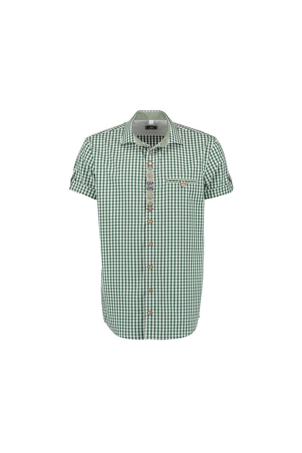 ORBIS - košile zdobená s krátkým rukávem (3646)