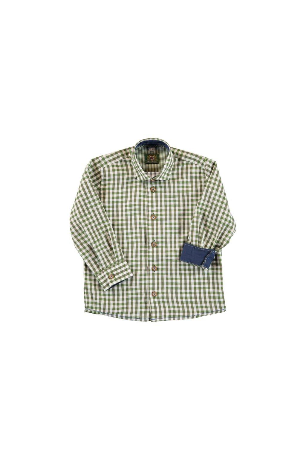 ORBIS - košile dětská s dlouhým rukávem (3253)