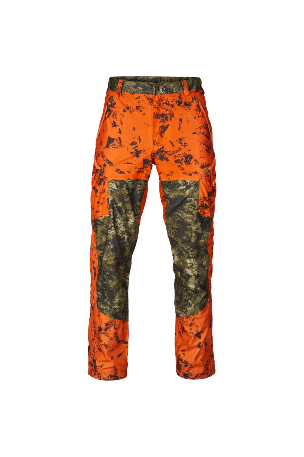 Seeland - Vantage kalhoty InVis green/InVis orange blaze