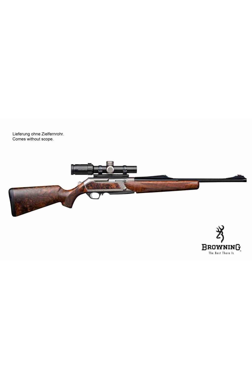 BROWNING MARAL PLATINUM M14X1 RÁŽE 30 06 SP