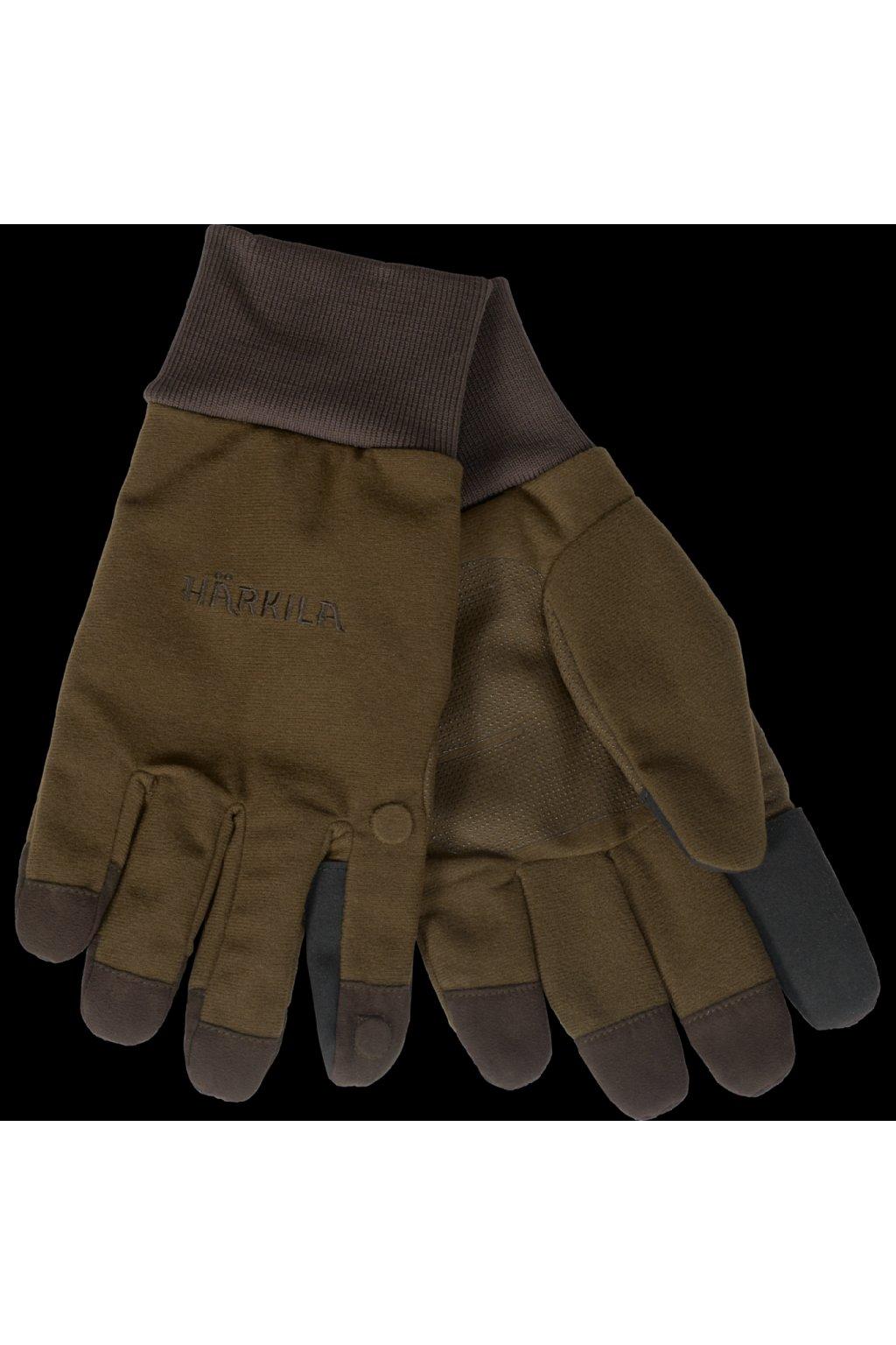 HÄRKILA  - Retrieve rukavice s HWS® membránou