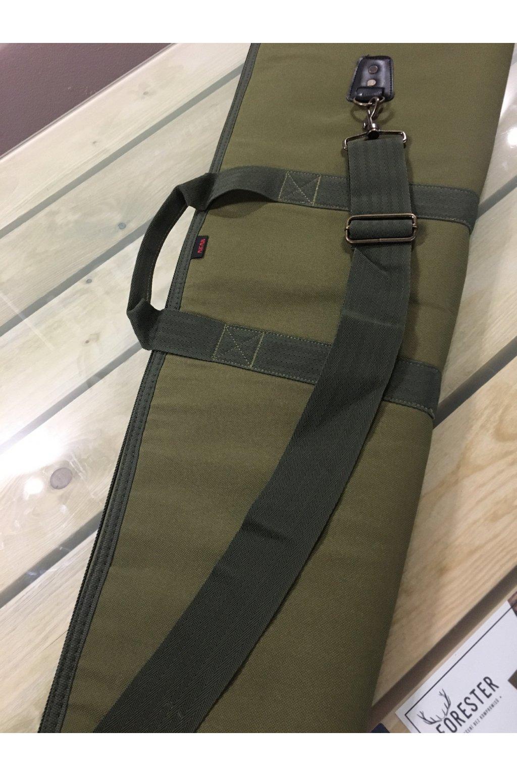 Pouzdro na zbraň AKAH green 130cm