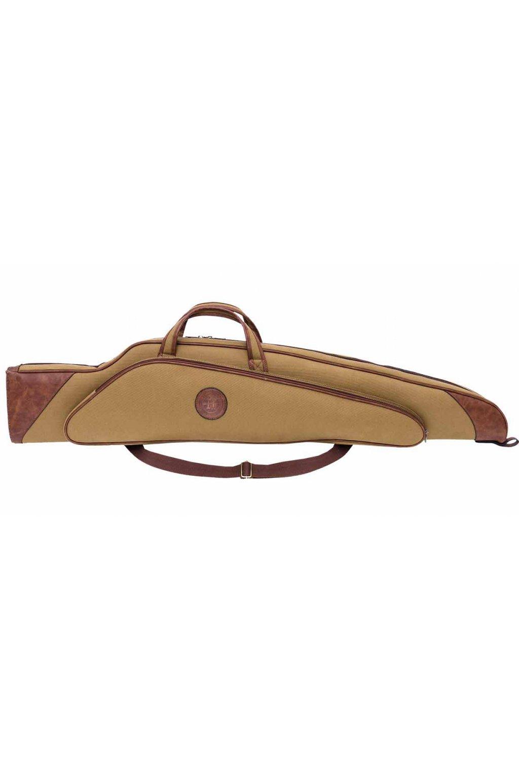 AKAH - HATARI  pouzdro na zbraň (látka-kůže)