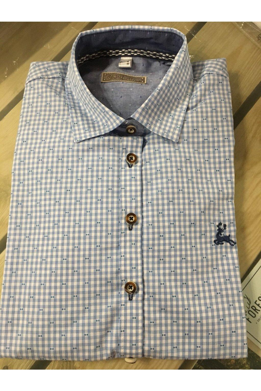 ORBIS - košile dámská modrá (3401)