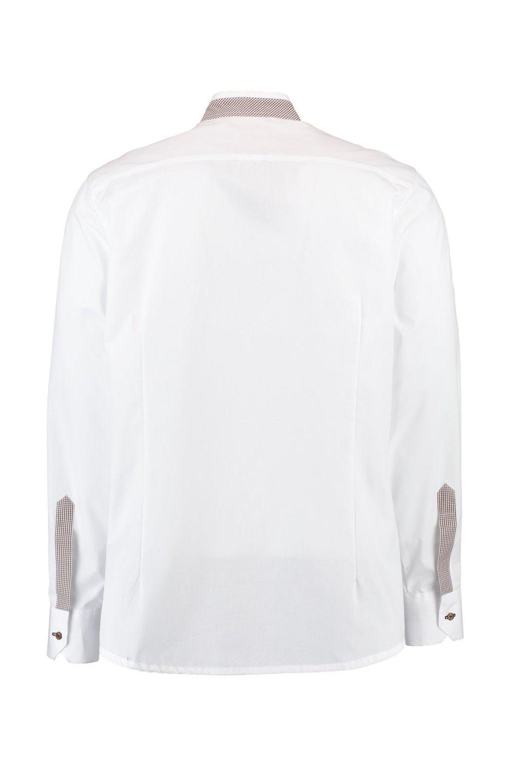 ORBIS - košile pánská bílá Slim Fit 3684