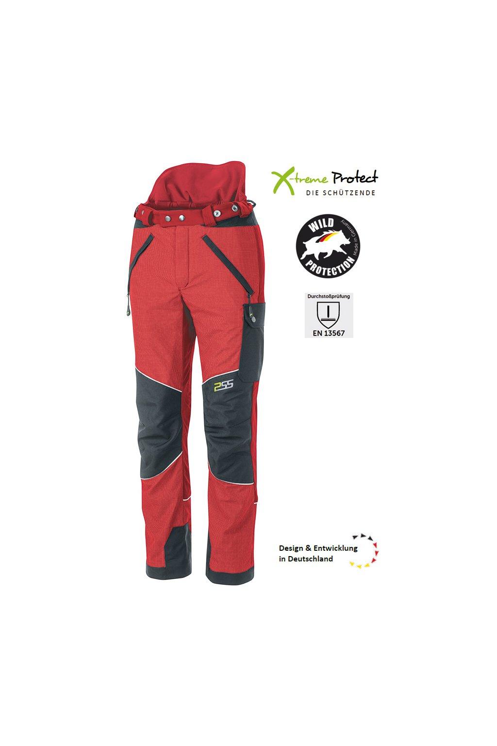 PSS - X-TREME PROTECT WILD BOAR kalhoty