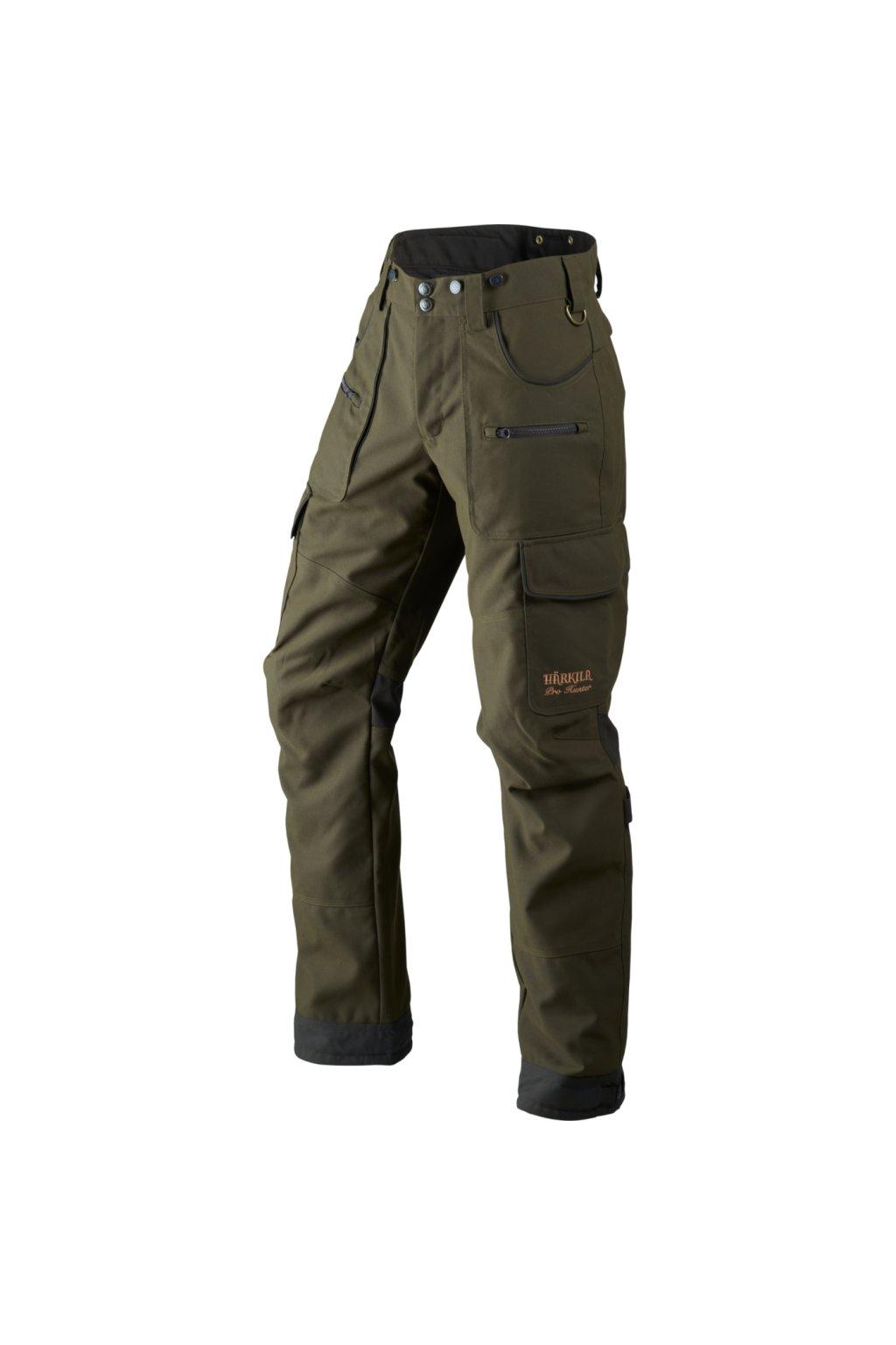 HÄRKILA - Pro Hunter Endure kalhoty pánské zelené