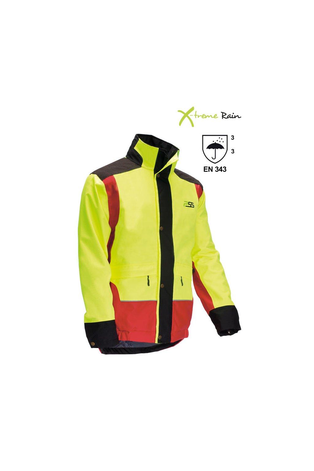 PSS - X-treme bunda ochranná proti dešti