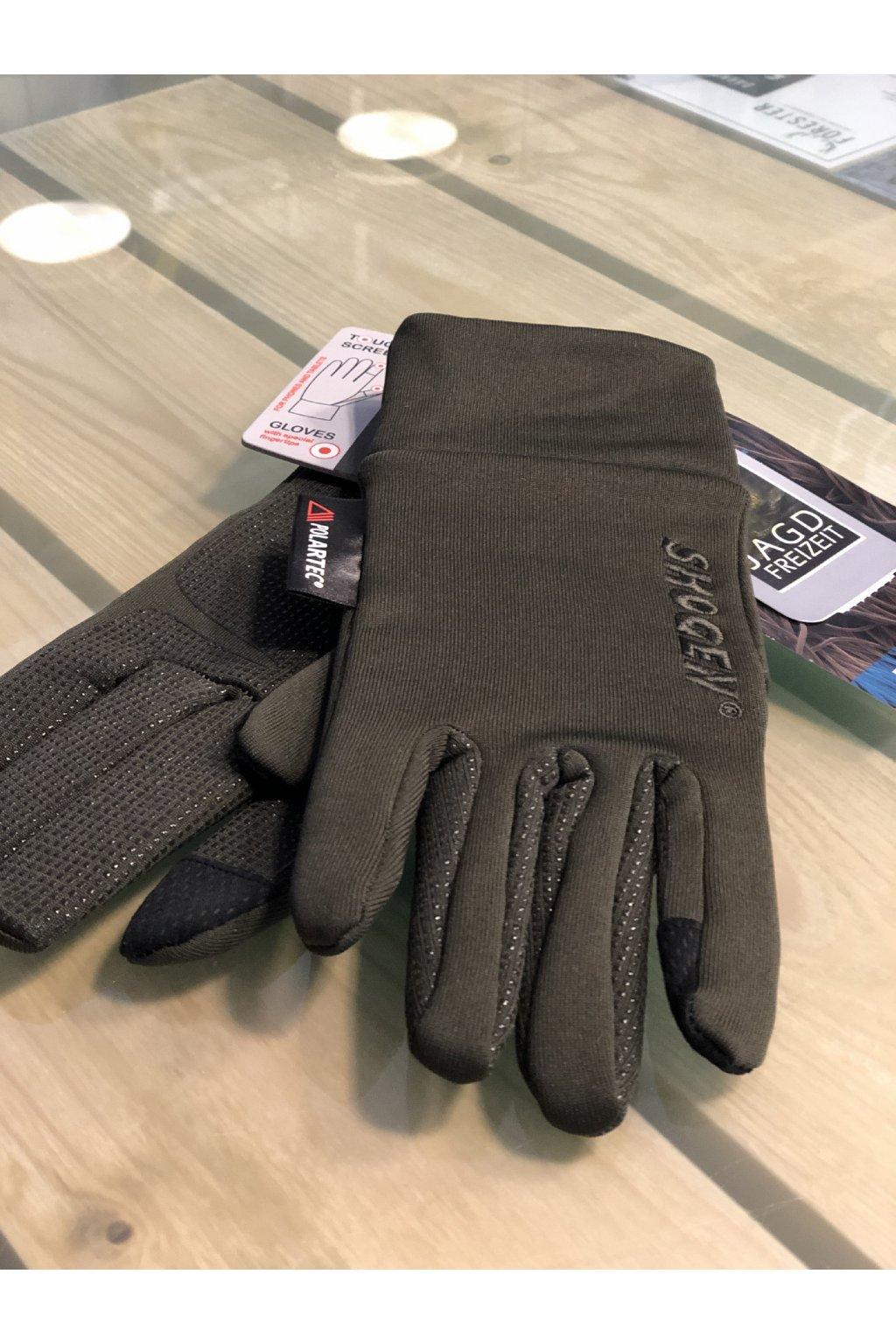 SKOGEN - rukavice Polartec Power Stretch
