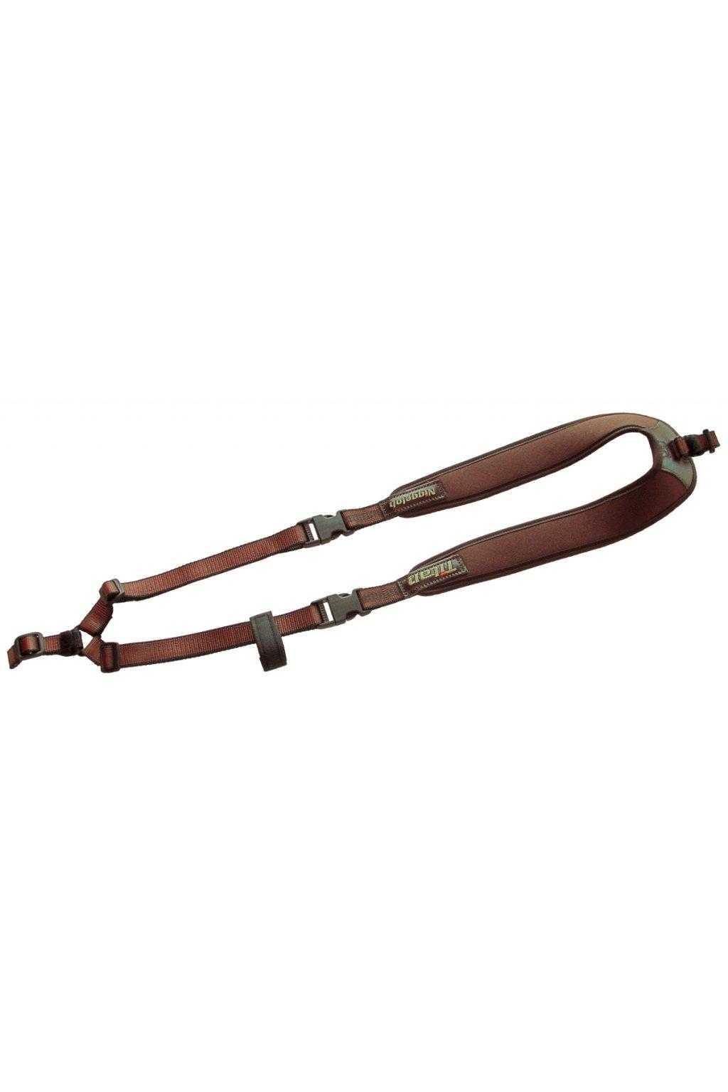 rucksackgewehrgurt titan 2 braun