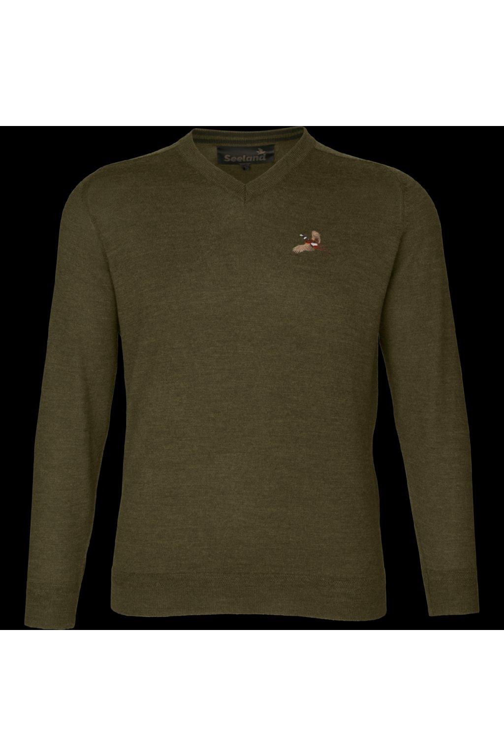 Seeland - Noble svetr s bažantem