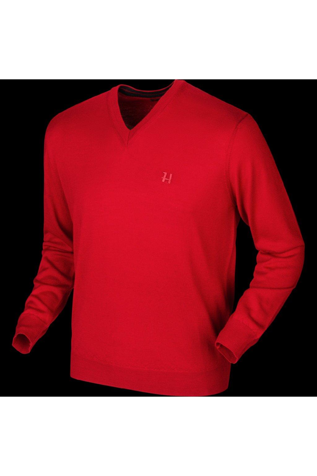 HÄRKILA  - Glenmore pullover Jester red
