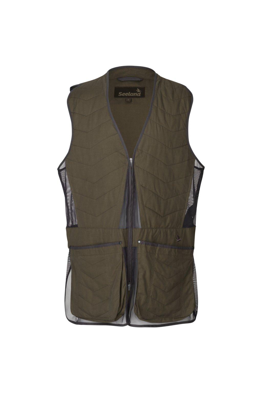 Seeland - Skeet light vesta střelecká Pine green