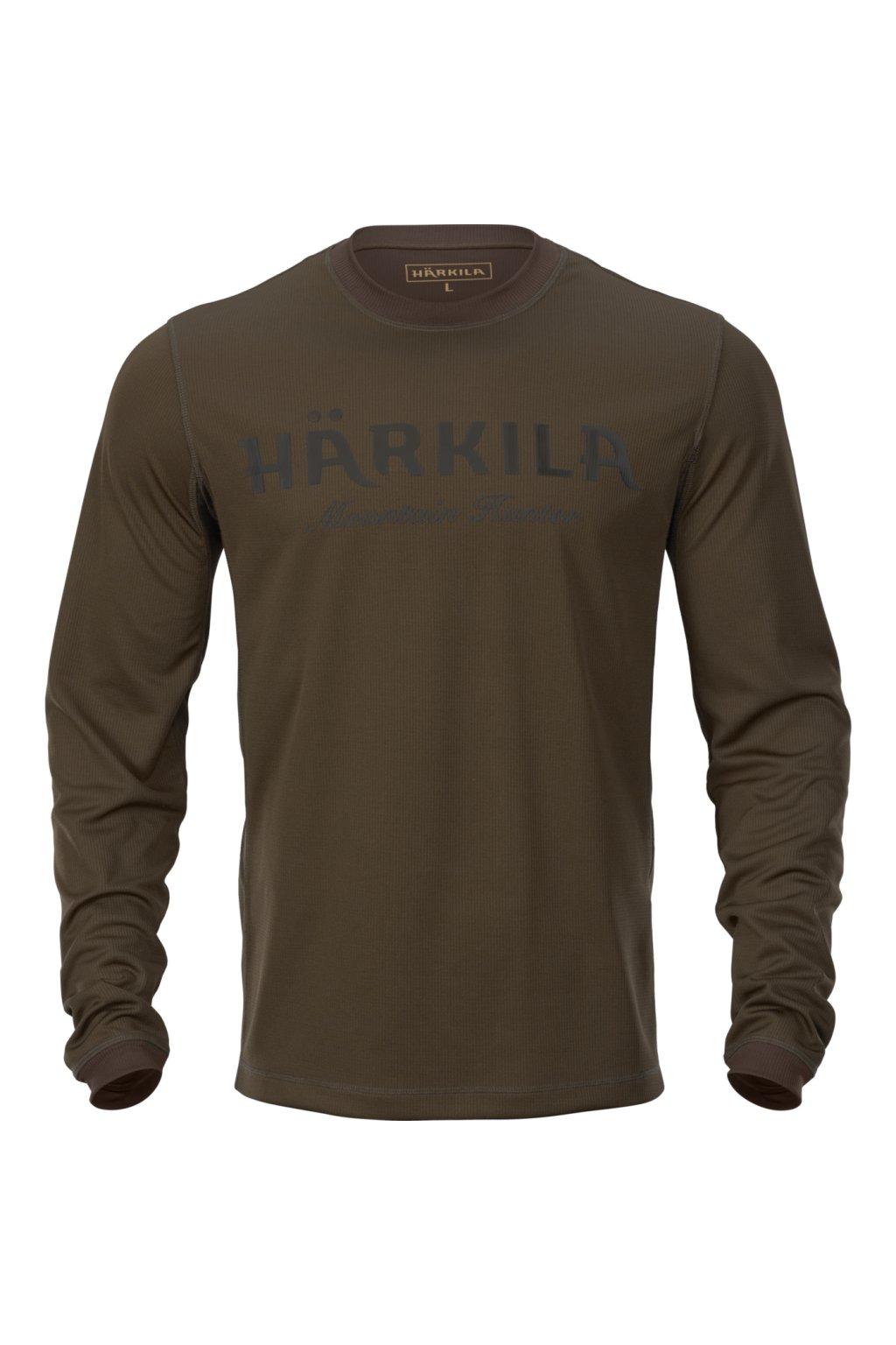 HÄRKILA - Mountain Hunter triko pánské s dlouhým rukávem